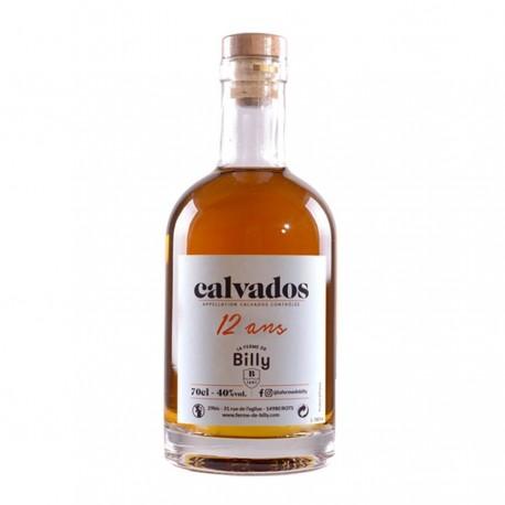 Calvados 12 ans Ferme de Billy 70cl 40%