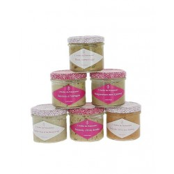 Rillettes assortiment Authentique 6x90g Atelier du Poissonnier
