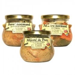 Plat cuisiné - La Chaiseronne 3x750g
