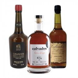 Calvados Pays d'Auge Hors d'age Grandval 70cl 40%