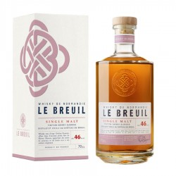 Whisky Sherry Oloroso - Breuil 46% 70cl