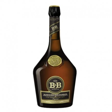 Liqueur Bénédictine B&B 70cl 40%