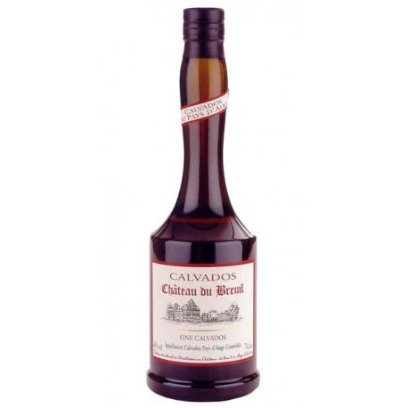 Calvados Fine Château du Breuil 41% 70 cl