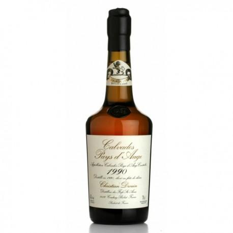 Calvados Millésime 1990 Drouin 42% 70cl