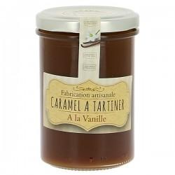 Caramel à tartiner d'Isigny vanille 250g