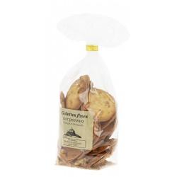 Galettes fines aux pommes Le Manoir des abeilles 125g