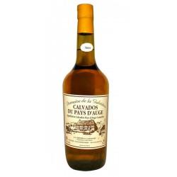 Vieux Calvados bio 4 ans 70 cl La Galotière