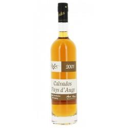 Calvados millésime 2001 La Morinière 70cl 42%