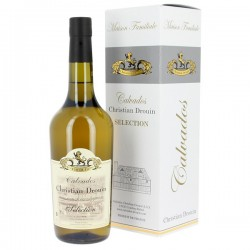 Calvados sélection AOC Drouin 70cl 40%
