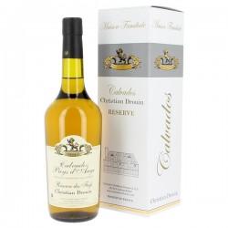 Calvados réserve 3ans Drouin 40%