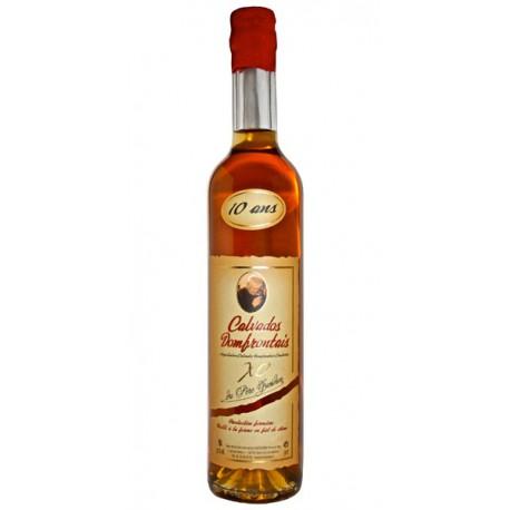 Calvados XO 10ans AOC Guesdon 40%