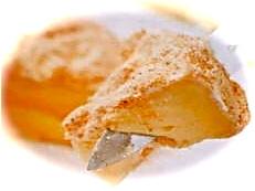 Recette de Normandie du Camembert au Calvados