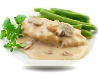 La recette de Normandie de l'escalope de veau