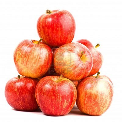 Un tas de pommes à Cidre