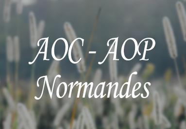 AOC AOP de Normandie