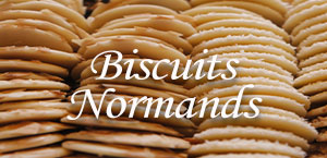 Biscuits de Normandie