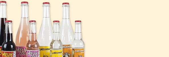 Voir tous nos limonades et sirops artisanaux de Normandie