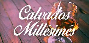 Offrez un Calvados millésimé